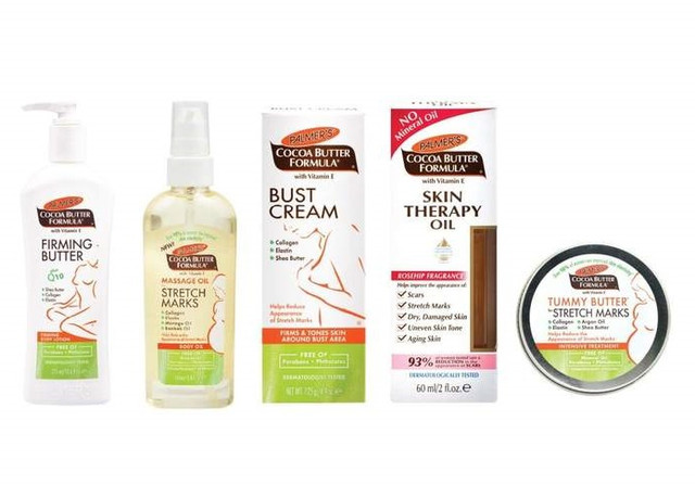 Palmer's Cocoa Butter Formula New Moms Skin Recovery Set