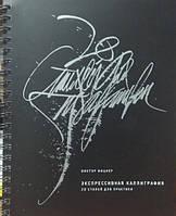 Экспрессивная каллиграфия. 20 стилей для практики. Фицнер В.