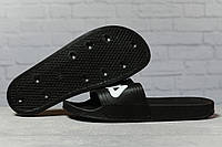 Шлепанцы мужские 17371, Fila, черные, < 41 42 43 44 45 > р. 41-26,0см., фото 1