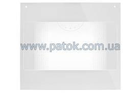 Панорамное стекло двери духовки для плиты Nord 490x435mm