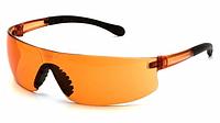 Защитные тактические очки Pyramex Provoq оранжевые, фото 1