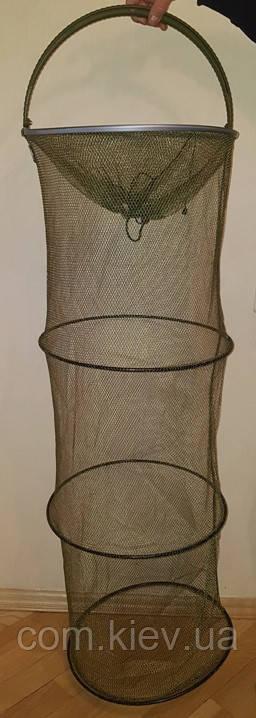 Садок рыболовный Condor d=40см, L=80 см, капрон 4 мм
