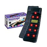 Массажный матрас с подогревом Reversible Massage Mat, фото 2