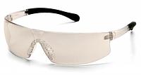 Захисні тактичні окуляри Pyramex Provoq дзеркальні напівтемні, фото 1