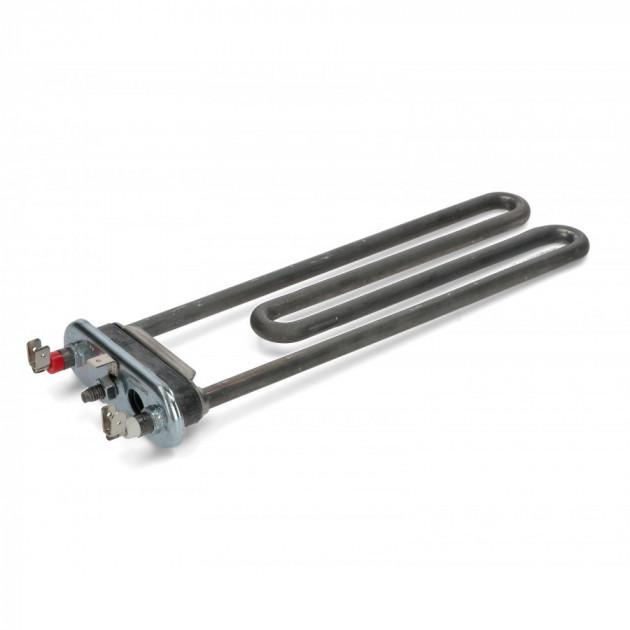 ТЕН для пральної машини прямий Італія 230В/1900ВТ 175мм без датчика, п. б