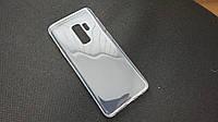 Чохол для Samsung Galaxy S9 Plus прозорий силікон, фото 1
