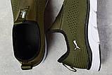 Кросівки чоловічі 17513, Puma, хакі, [ 42 44 ] р. 44-29,0 див., фото 5