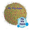 Корм для риб Мікс, розмір №0, пакет 100 мл/ 40 гр, фото 2