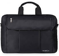 "Сумка для ноутбука 15,6"" VINGA NB225BK Black (NB225BK)"