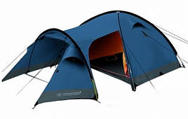 Палатка туристична 5-місцева Trimm Camp II (4600 х2500х1700мм), синя