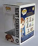 Коллекционная фигурка Funko Pop! Fantastic beasts and where to find them: Newt Scamander, фото 4