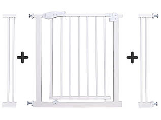 Барьер ворота безопасности для детей Homart 77-101 cm (9233)