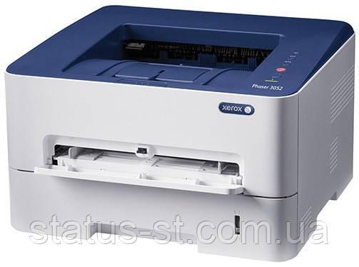 Прошивка Xerox Phaser 3052, 3052NI в Киеве