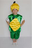 Детский карнавальный костюм Лимон от 3 до 6 лет, фото 1