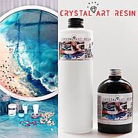 Отвердитель дополнительный для смолы Crystal Art Resin 2, масса 500 г