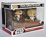 Коллекционная фигурка Bobble 2-Pack: Star Wars: Luke & Leia Trash Compactor, фото 6
