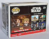 Коллекционная фигурка Bobble 2-Pack: Star Wars: Luke & Leia Trash Compactor, фото 7