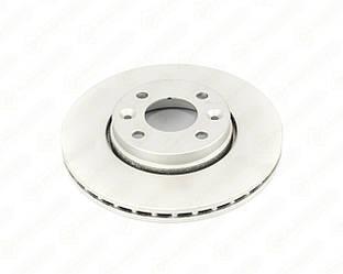 Гальмівний диск передній 258mm. R14 на Renault Kangoo II 2008-> — ABS - ABS18155