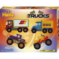 Набор для творчества HAMA Машины и грузовики Midi 5+ (028178031329)