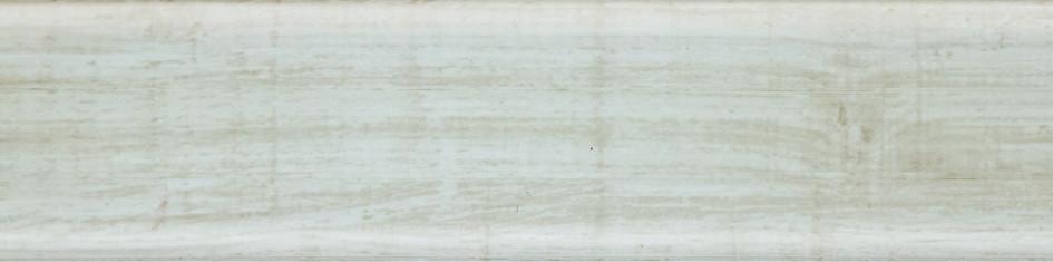 Плінтус пластиковий Salag 71 дуб сільський з кабель каналом підлоговий пластиковий плінтус