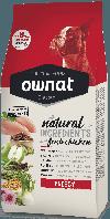 Ownat Classic Energy (Dog) — корм для взрослых собак с высоким уровнем физической активности 4 кг