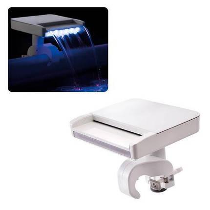 Водоспад фонтан для басейну Intex 28090 з LED підсвічуванням, фото 2