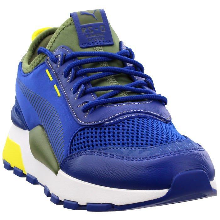 Мужские кроссовки Puma RS-0  Web/Olivine. Оригинал. (ар. 370709-02)