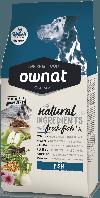 Ownat Classic Fish (Dog) — корм для взрослых собак с рыбой 4 кг