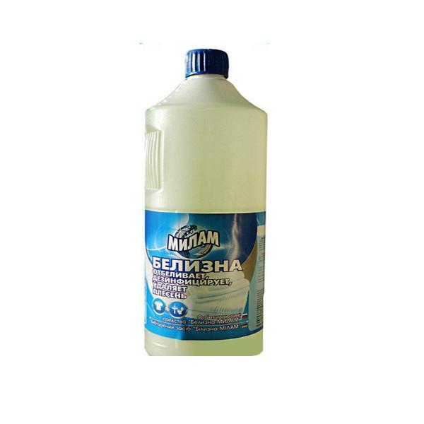 Белизна-Милам  1 л (отбеливает, дезинфецирует, убивает плесень и микробы)