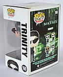 Коллекционная фигурка Funko Pop! The Matrix: Trinity, фото 4