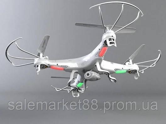 Квадрокоптер 1 Million с HD камерой 2.4Ghz 4CH RTF Белый