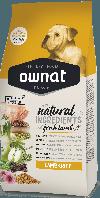 Ownat Classic Lamb & Rice (Dog) — корм для взрослых собак с Ягненком и Рисом 4 кг