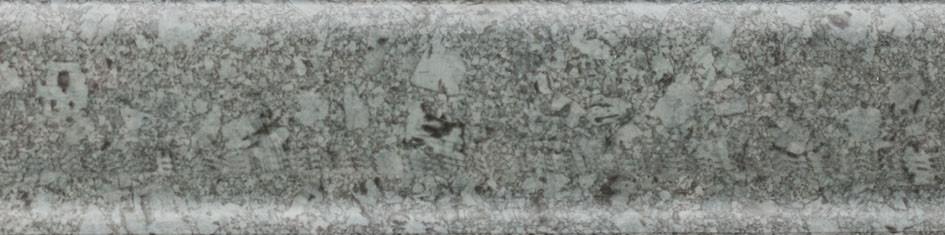 Плинтус пластиковый Salag 82 серый камень  с кабель каналом напольный пластиковый плинтус