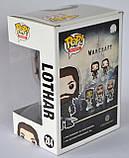 Коллекционная фигурка Funko Pop! Warcraft: Lothar, фото 4