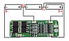 Модуль захисту Li-Ion 18650 3S 20A. 12.6 В, фото 2