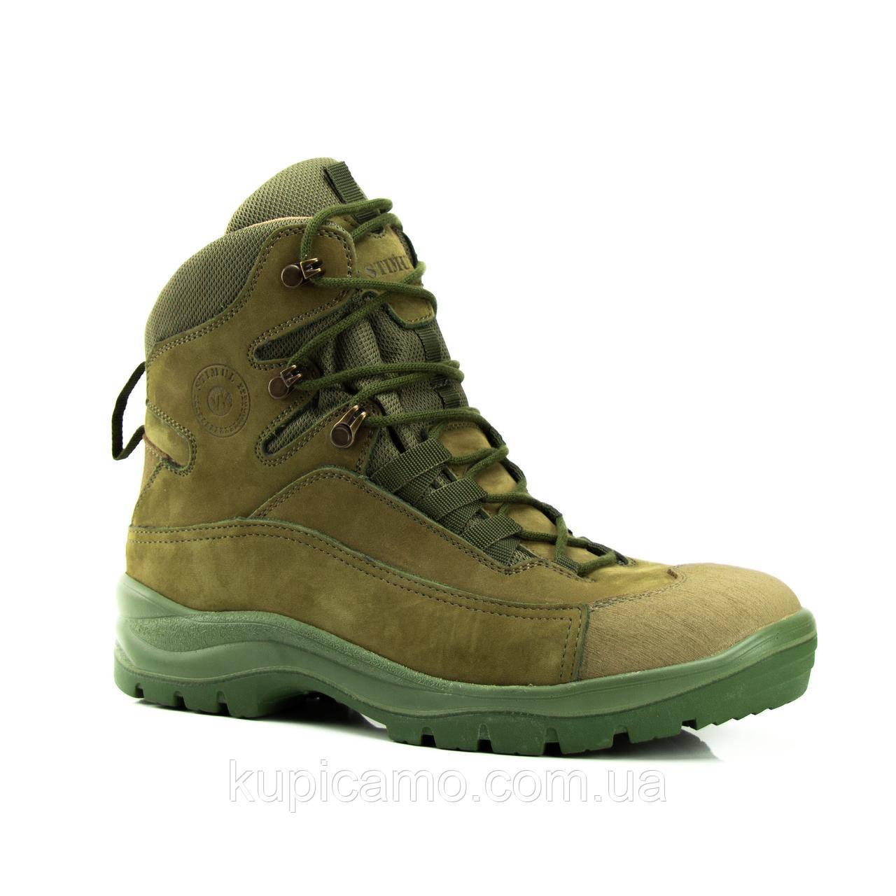 Ботинки Атаман деми (олива)