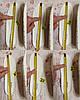 Сліпони чорні мокасини літні кросівки сітка текстиль жіночі легкі сліпони чорні кросівки сітка арт 675, фото 6