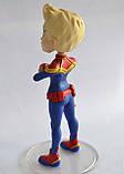 Коллекционная фигурка Rock Candy: Marvel: Captain Marvel, фото 2