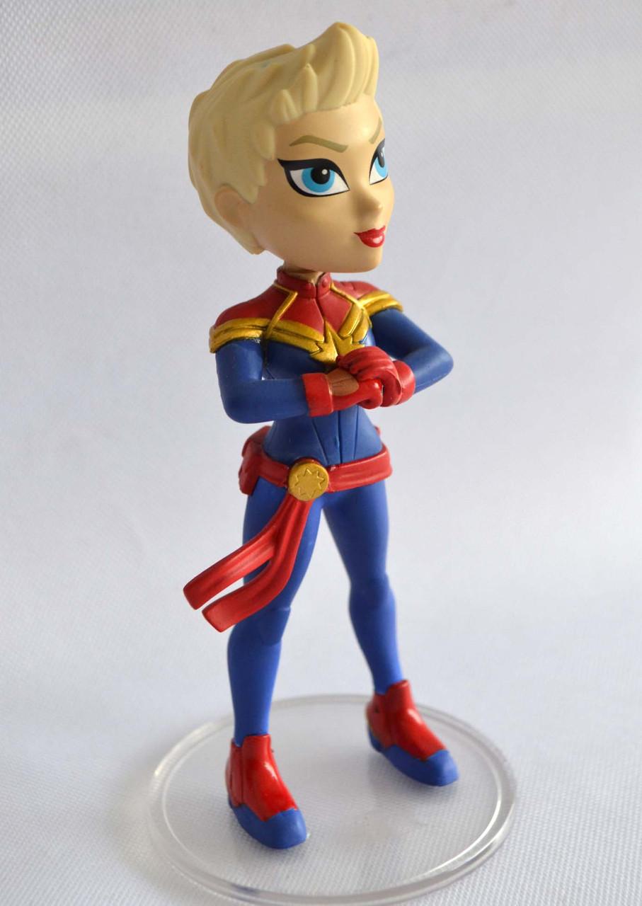 Коллекционная фигурка Rock Candy: Marvel: Captain Marvel