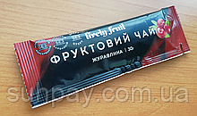 Чай фруктовый сироп Клюква 30г