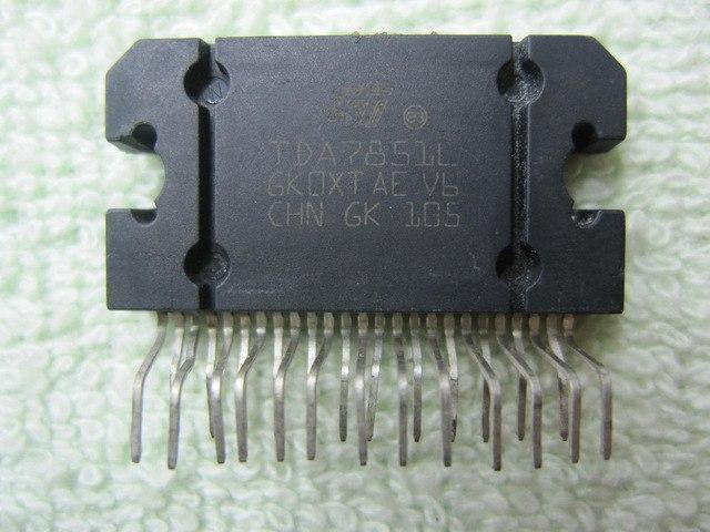 Мікросхема TDA7851L підсилювач звуку