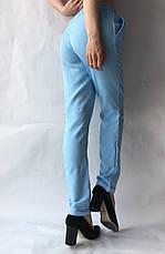 Женские летние штаны, №14 голубой, фото 3