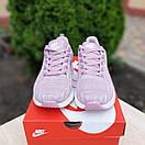 Жіночі кросівки в стилі Nike Zoom AIR бузкові, фото 3