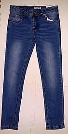 Модные подростковые джинсы на мальчика рост 146-152 на 12 лет