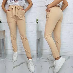 Стильные женские брюки с завышенной талией