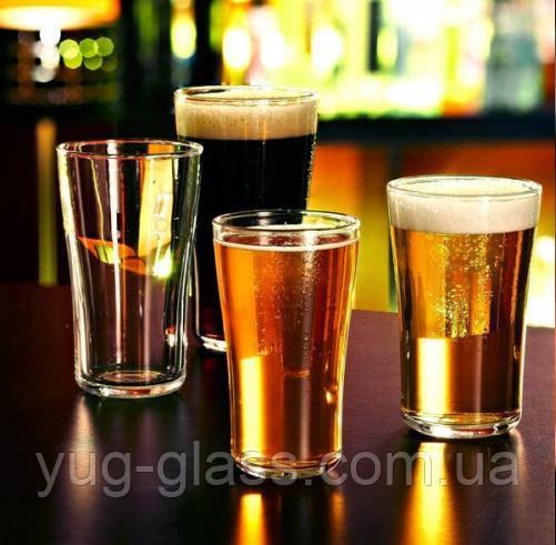 Пивной стакан люминарк