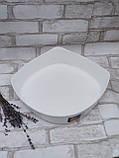 Форма для запікання квадратна, білого кольору фірми Luminark, розмір 20х20 см, 1 л, фото 7