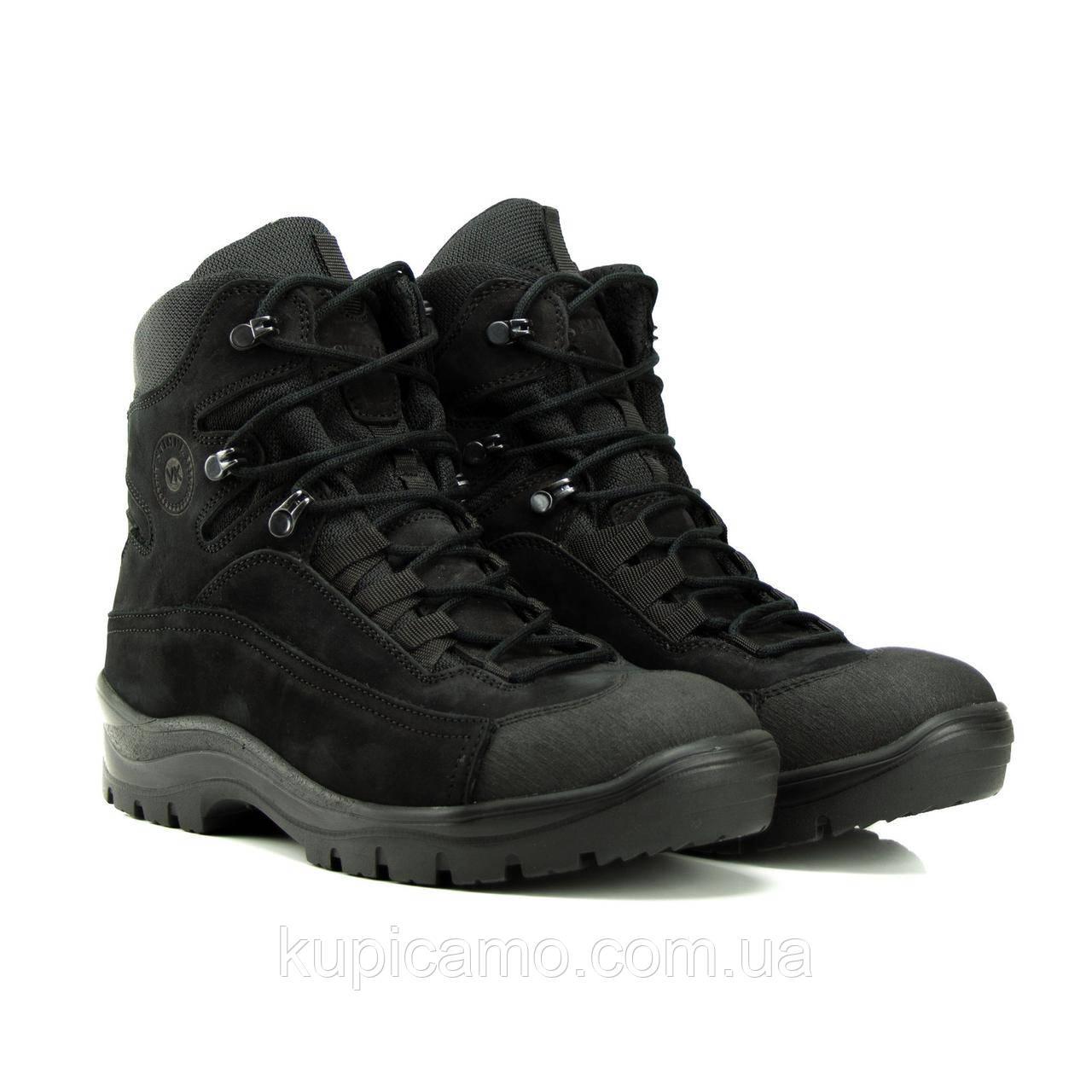 Ботинки Атаман зима (черный)