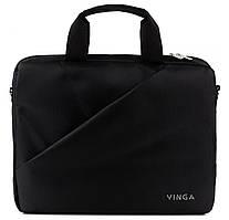 "Сумка для ноутбука 14"" VINGA NB141BK Black (NB141BK)"