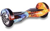 Гироборд Segway Гироскутер Сигвей 8 дюймов самобаланс Огонь и лед